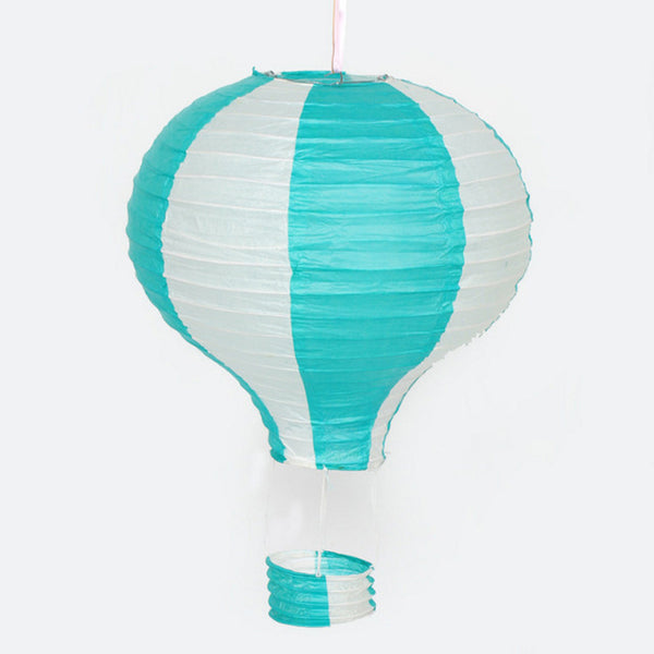 hot air balloon lantern