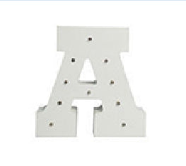 LED letter light