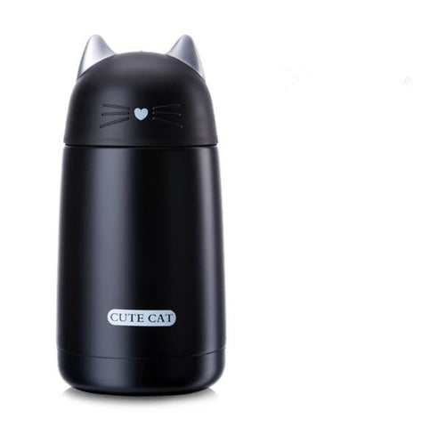 stainless steel cat thermos