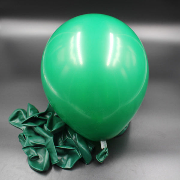solid color balloons