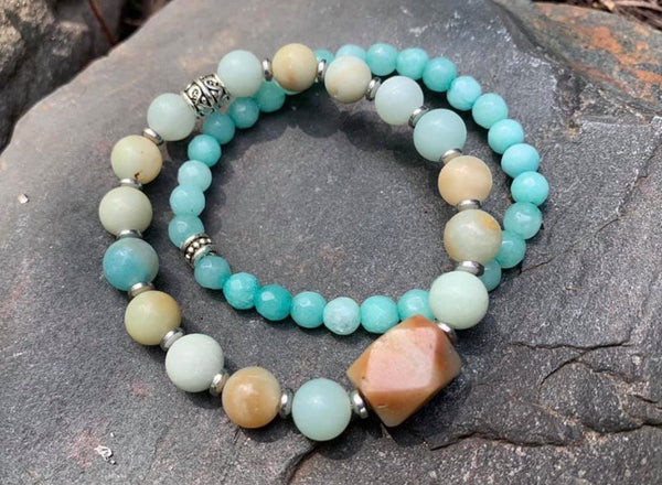 Amazonite Stacking Set