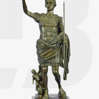 Historical Reproduction Bronze Statues & Sculptures