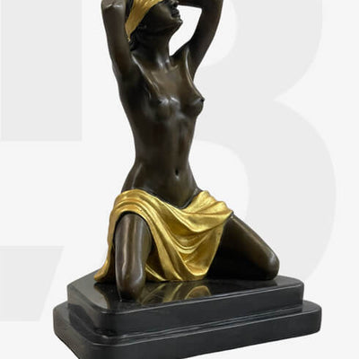 Adult XXX Erotic Bronze Sculptures
