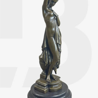 Nude & Erotic Bronze Statues, Sculptures, & Figurines
