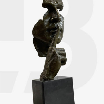 Abstract Bronze Statues & Sculptures