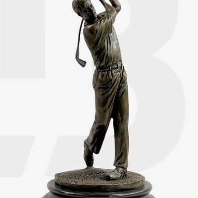 Sports & Athletics Themed Bronze Sculptures & Figurines