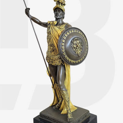 Bronze Statues & Sculptures of Warriors and Soldiers