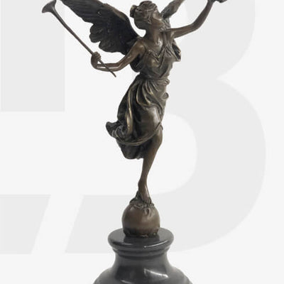 Bronze Statues of Angels & Cherubim