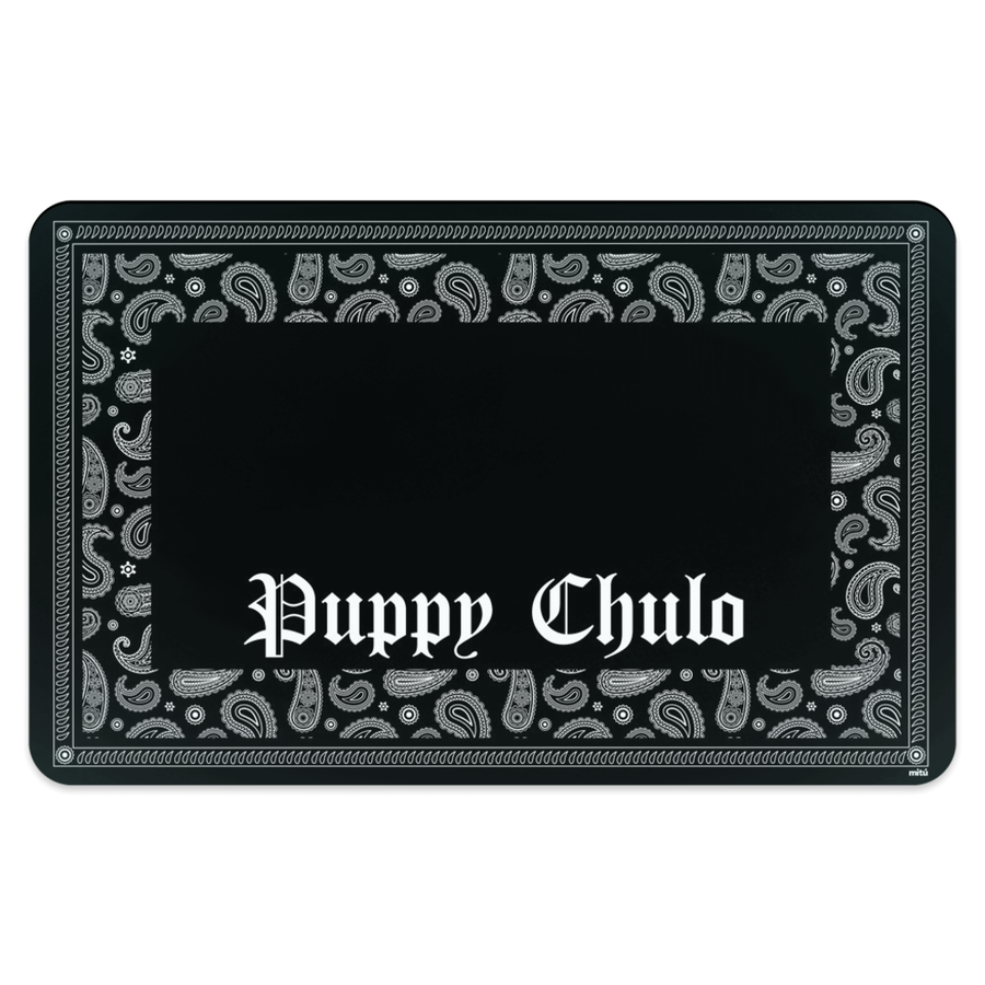 Puppy Chulo Pet Placemat