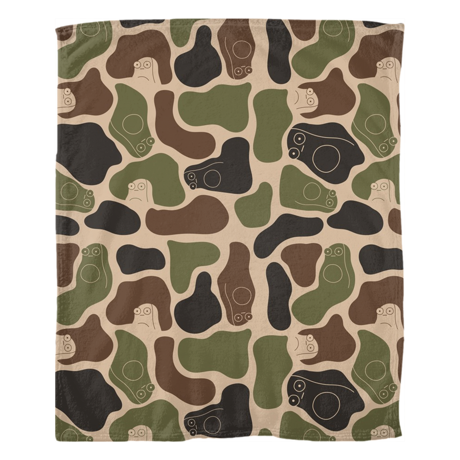 Guacardo Fleece Blanket