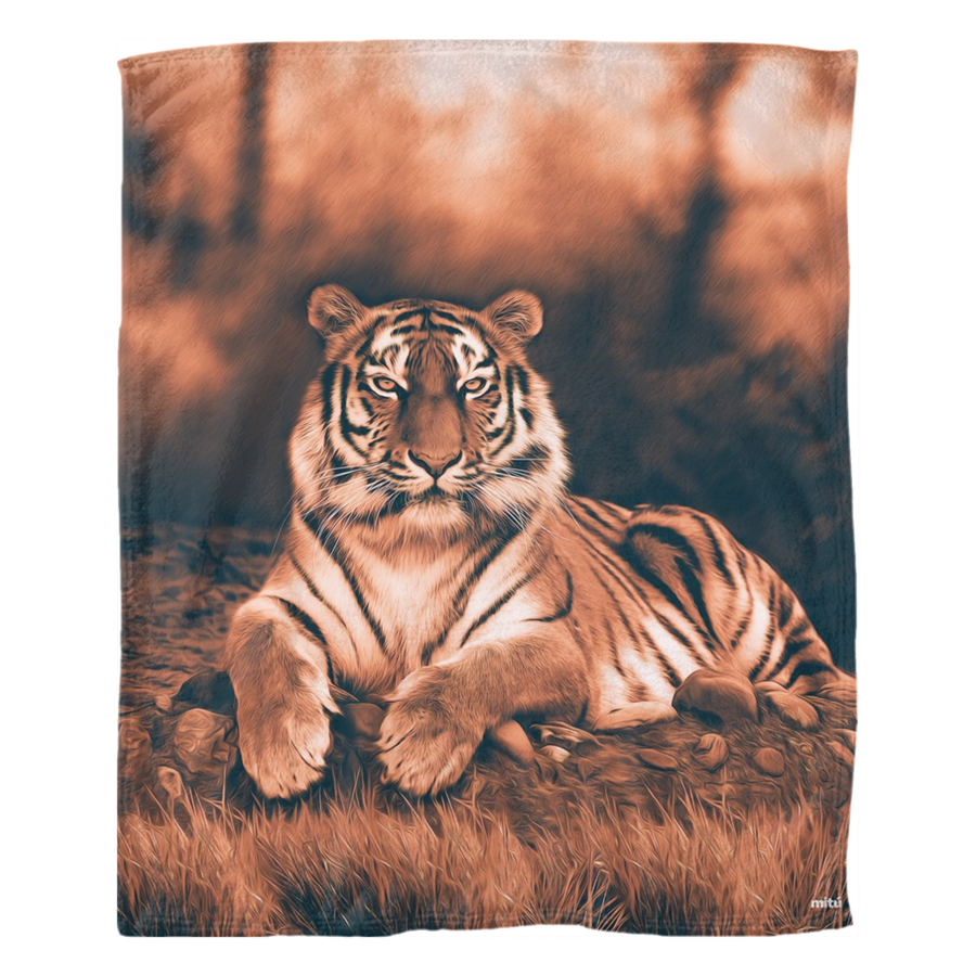 San Marcos Fleece Blanket