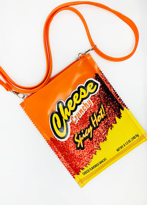 Cheese Crunch Crossbody Bag
