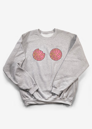 conchas-sweatshirt-grey