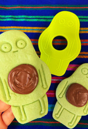 Guacardo Cookie Cutter