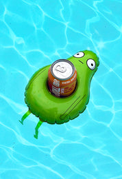 Guacardo Drink Floatie (2-Pack)
