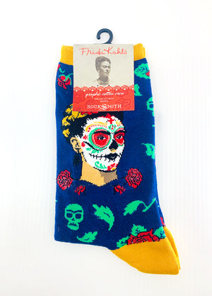 Dia de La Frida Women's Socks