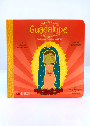 Guadalupe: First Words Book
