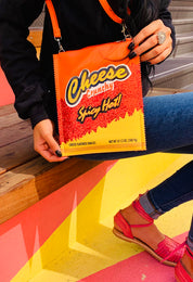 Cheese Crunch Bag Model