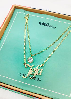 Jefa Necklace
