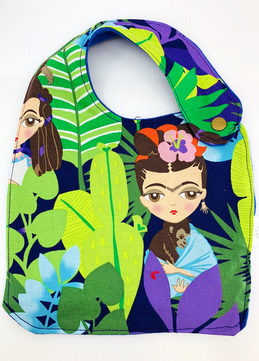 Frida Plush & Bib Bundle