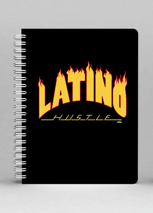 Latino Hustle Notebook