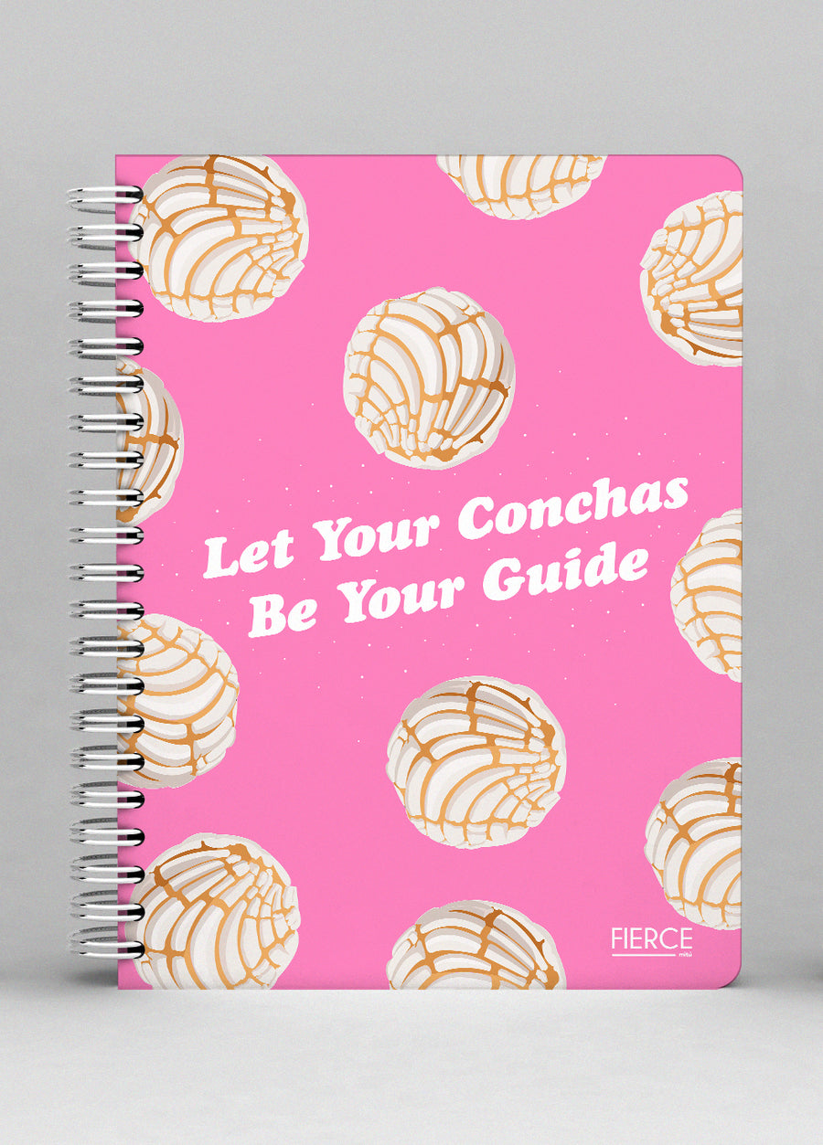 Let Your Conchas Be Your Guide Notebook