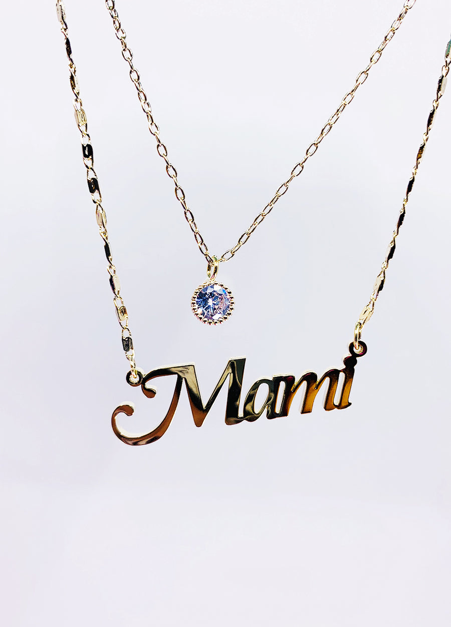 Mami Necklace