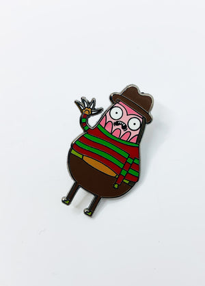 Nightmare on Guac Street Pin