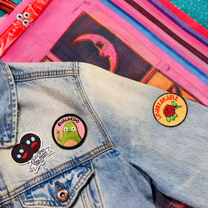 Latino Patch Pack (Sew-On)
