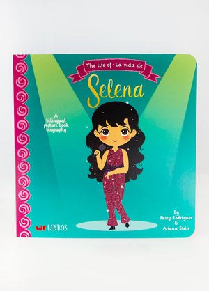 The Life of Selena Book