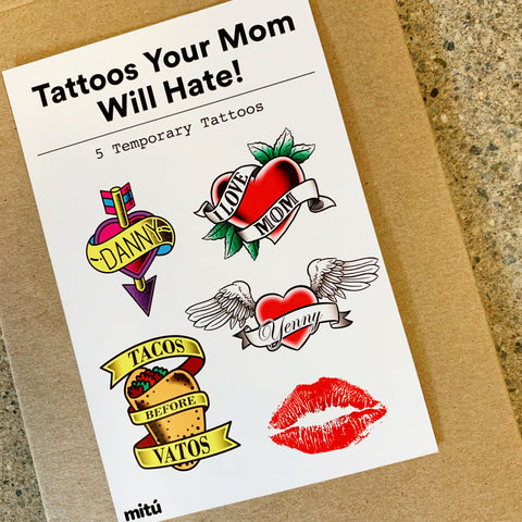 Tattoos your Mom will HATE