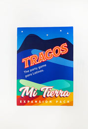 Tragos Party Game Expansion Pack