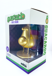 Golden Guacardo Collectible Figurine