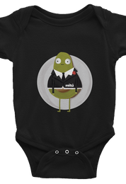 Guacardo-Fancy-Onesie-black