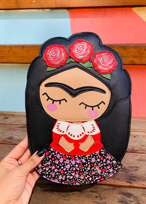 Frida Backpack Background