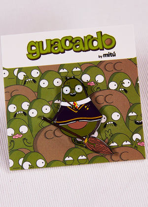 Harry Potter Guacardo Pin