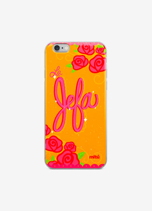 La Jefa Phone Case