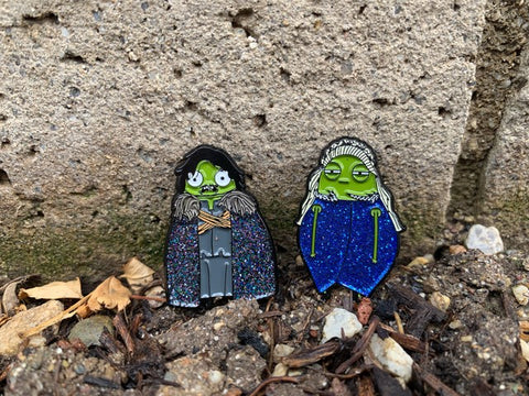 Guac Of Thrones Pin Pack