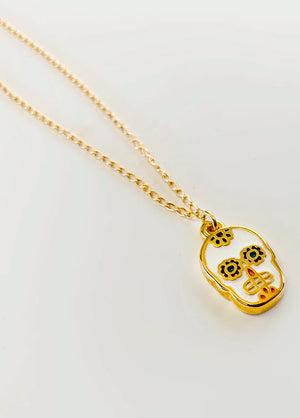 Calaveritas Necklace