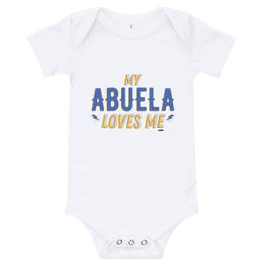 My Abuela Loves Me - Onesie