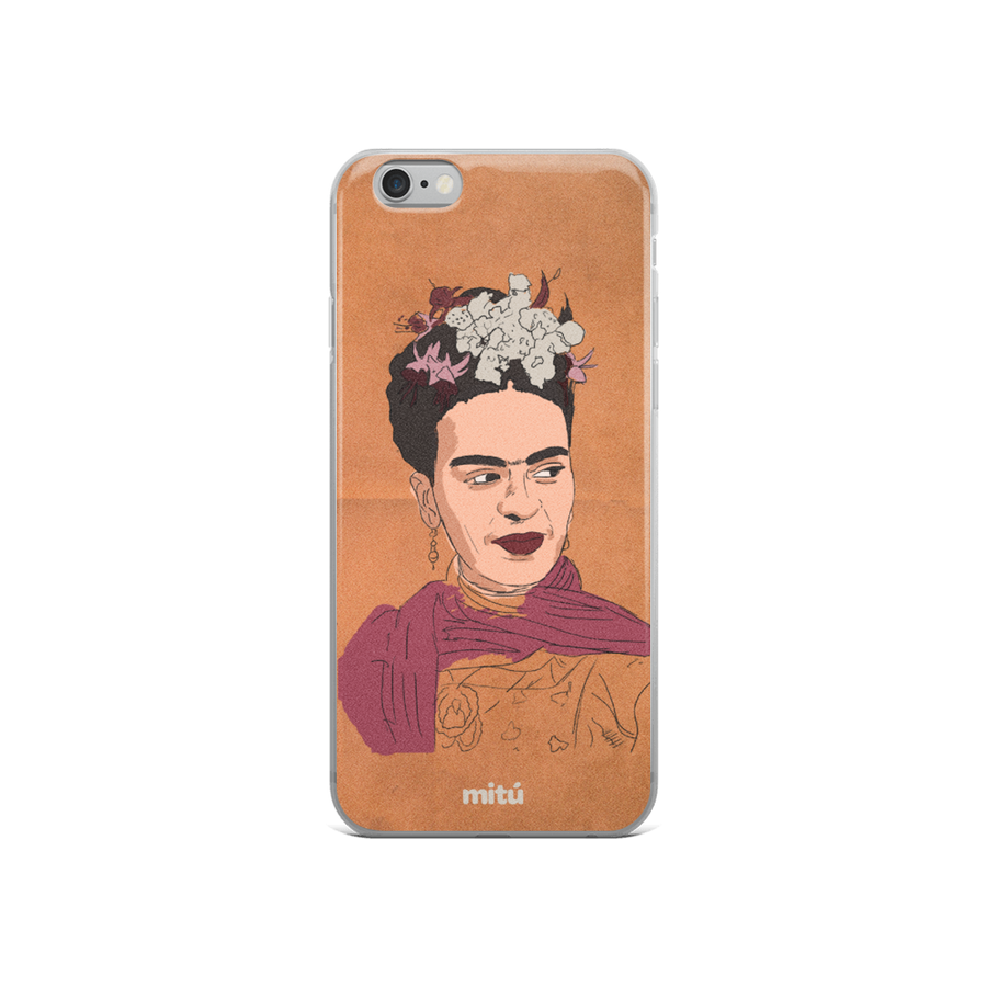 Frida-Illustration-Phone-Case-iphone6plus-6splus