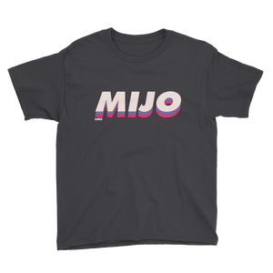 Mijo-kids-shirt-black