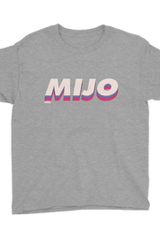 Mijo-kids-shirt-grey