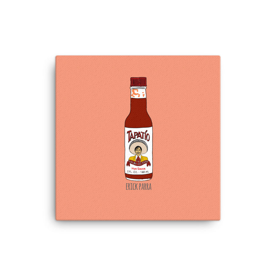 Tapatio Canvas print