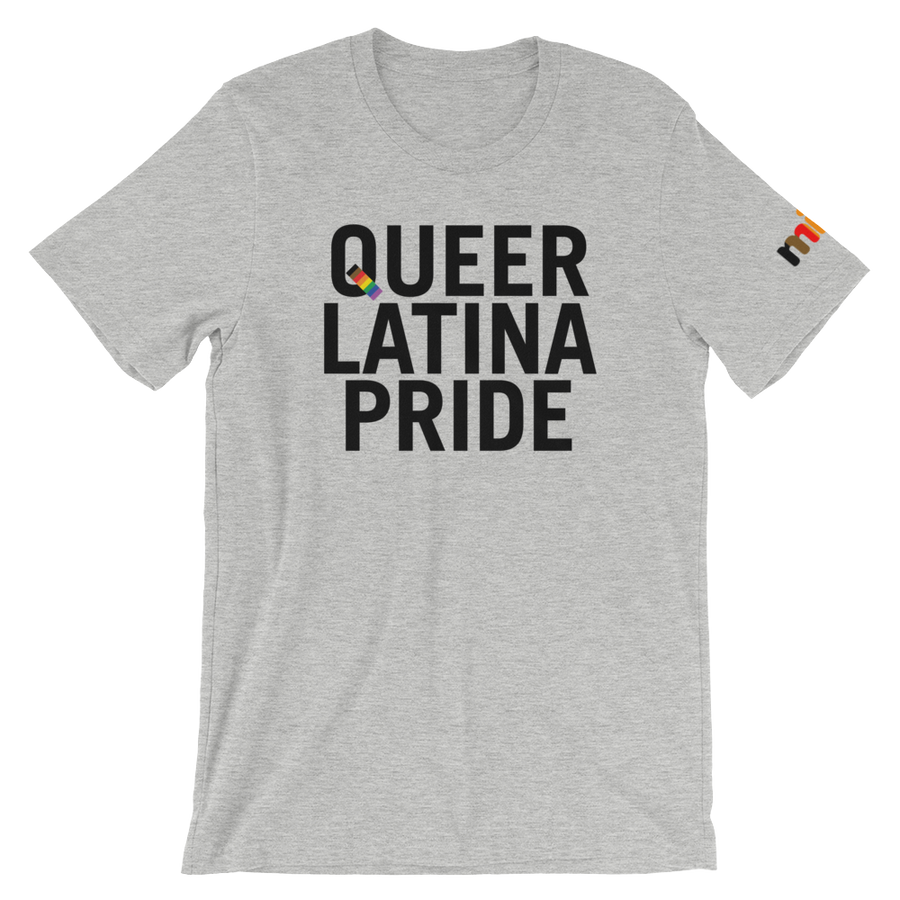 Queer Latina Pride Tee