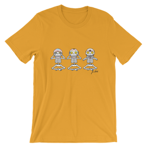 See No Evil, Hear No Evil, Speak No Evil Tee