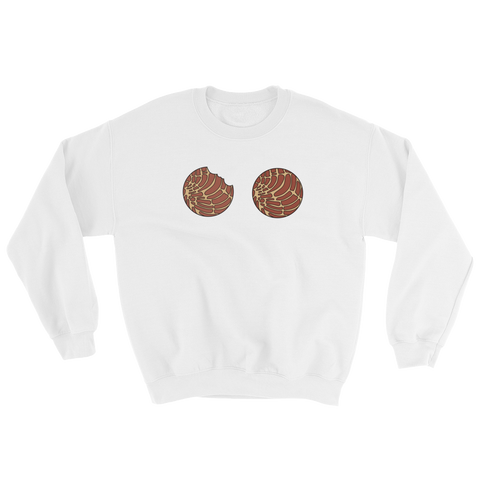 Brown Concha Sweatshirt