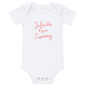 Jefecita In Training Onesie