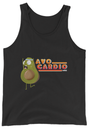 Guacardo_Avocardio_Tank_Top_black