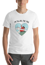 I'm Falling For You Tee